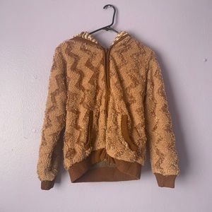 Shaggy Teddy Sweater